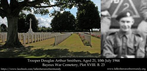 In Memoriam... Trooper Douglas Arthur Smithers...